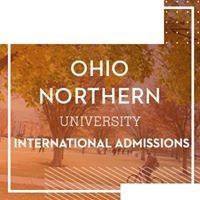 Ohio Northern University International Admissions