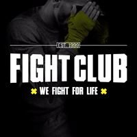 FightClub TrainingCenter