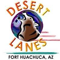 Desert Lanes / Jeannie's Diner