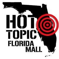 Florida Mall Hot Topic