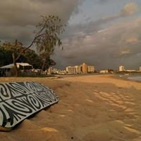 Cotton Tree Beach