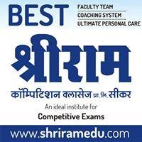 Shriram Competition Classes  P. Ltd.