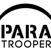 Paratrooper in Normandy