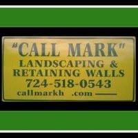 CALL MARK - Landscaping & Retaining Walls