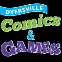 Dyersville Comics & Games