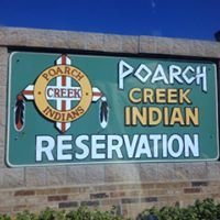 Poarch Creek Indian Reservation