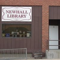 Newhall Public Library ;  Newhall, Iowa