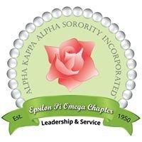 Epsilon Pi Omega Chapter of Alpha Kappa Alpha Sorority, Inc.