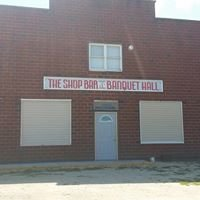 The Shop Bar and Banquet Hall