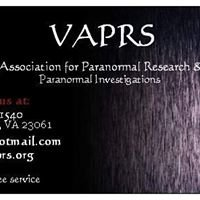 VAPRS (Virginia Association for Paranormal Research and Studies)