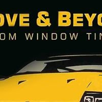 Above & Beyond Custom Window Tinting