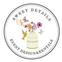Sweet Details - Event Design & Rentals