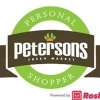 Peterson's Marketplace