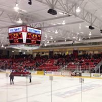 Dubuque Fighting Saints Game