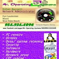 Mr. Operating Systems