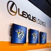 Nashville Predators Lexus Lounge