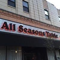 All Seasons Table Restaurant