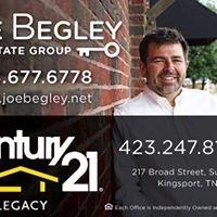 Joe Begley at Conservus Real Estate Group