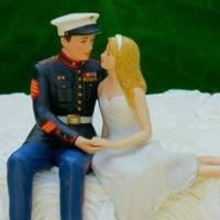 Wedding Cake Toppers by MagicalDay.com