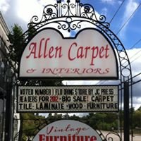 Allen Carpet & Interiors