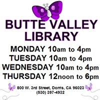 Butte Valley Library