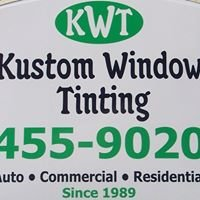 Kustom Window Tinting