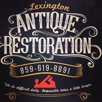 Lexington Antique Restoration