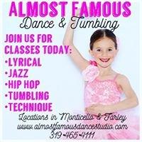 Almost Famous Dance Studio