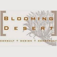Blooming Desert Pools And Landscapes