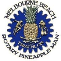 Rotary Pineapple Man