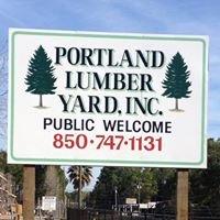 Portland  Lumber Yard