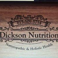 Dickson Nutrition LLC