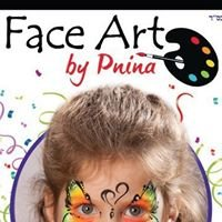 Face Art By Pnina