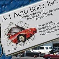 A-1 Auto Body, Inc.