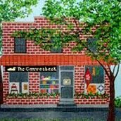 The Canvasback Needlepoint Shop