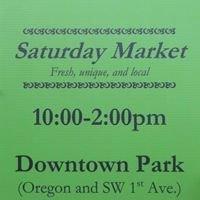 Ontario Saturday Market