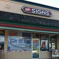 Goshen Sign Products
