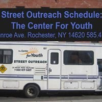 The Center for Youth ~ Street Outreach Program ~ (SOP)