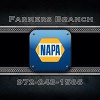Napa Auto Parts Farmers Branch Tx
