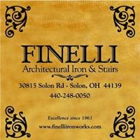 Finelli Architectural Iron & Stairs