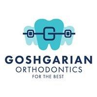 Goshgarian Orthodontics