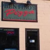 Bentino's pizza of Yellow Springs