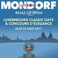 Mondorf Concours d'Elegance & Luxembourg Classic Days