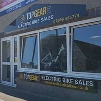 Top Gear Ltd Electric Bikes, Penmarin House, Commercial Rd Penryn Cornwall