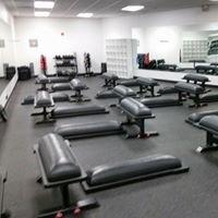 Muscle Makeover Room at UFC gym Santa Clarita