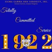 Sigma Gamma Rho Sorority, Inc. - Theta Chi Sigma Alumnae Chapter