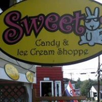 Sweets candy shop