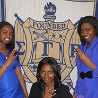 Sigma Gamma Rho Sorority at University of Chicago