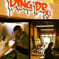 Ding Dr Surfboard Repair