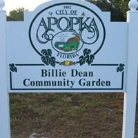 Apopka Billie Dean Community Garden